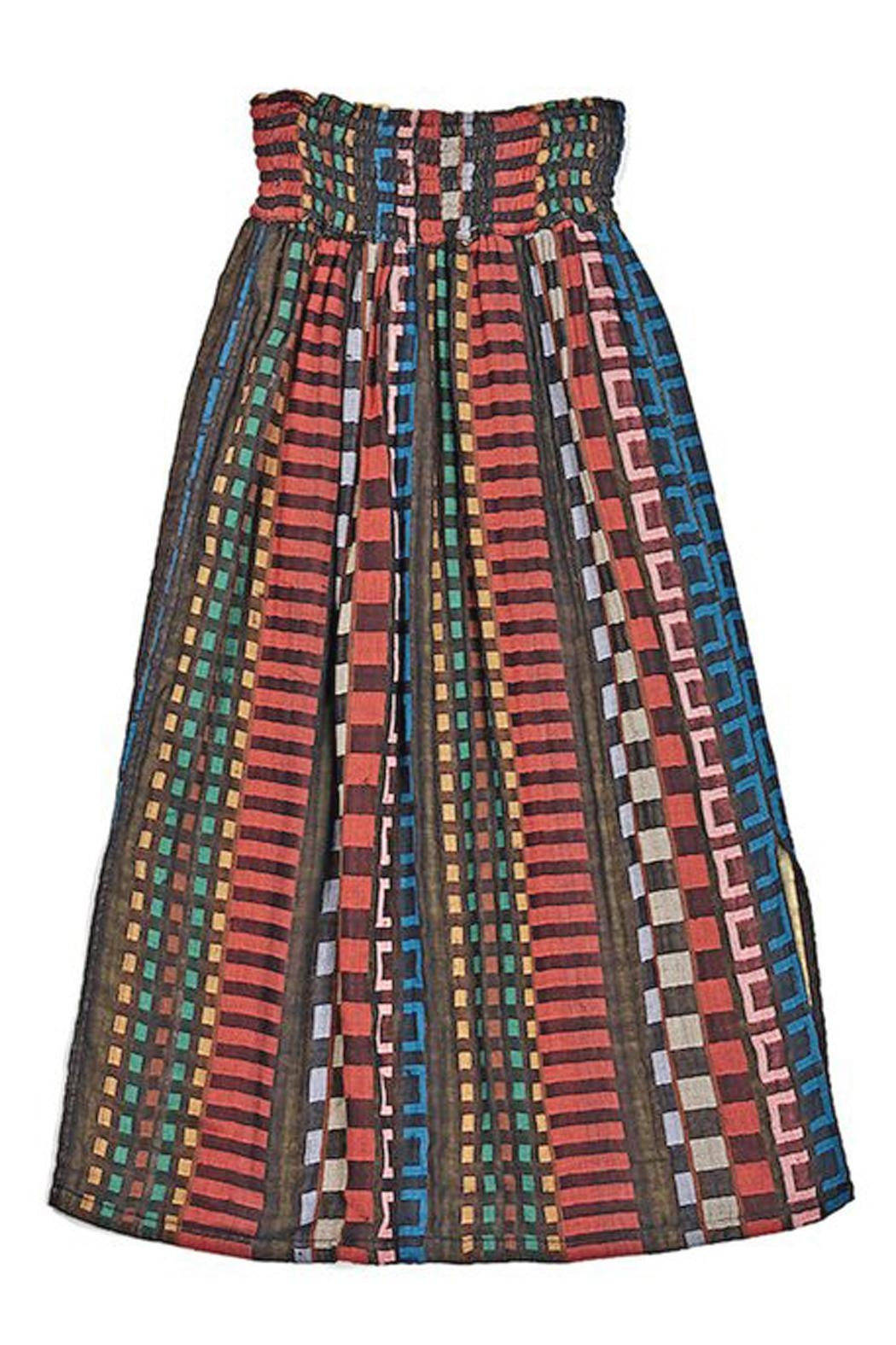 Ace & Jig Ramona Reversible Skirt - Front Full Image