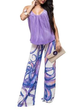 Shoptiques Product: Octopus Print Pants
