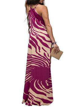 Shoptiques Product: Spiral Print Dress
