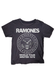 Rowdy Sprout  Ramones Simple Tee - Product Mini Image