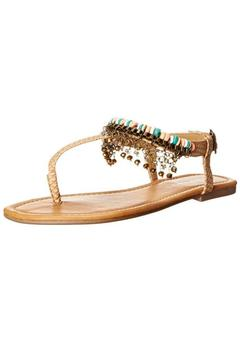 Shoptiques Product: Beaded Fringe Sandal