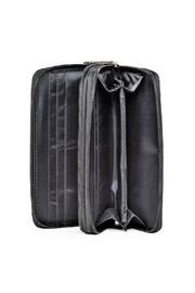 Rampage Double Zip Wallet - Back cropped