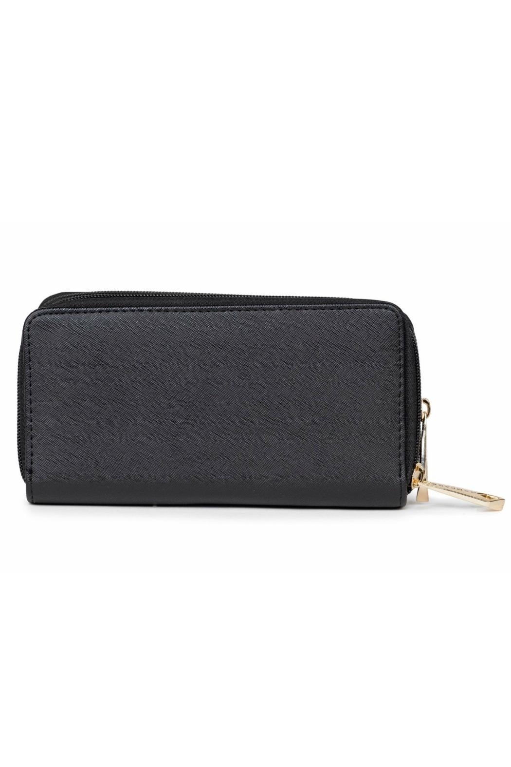 Rampage Double Zip Wallet - Side Cropped Image