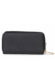 Rampage Double Zip Wallet - Side cropped