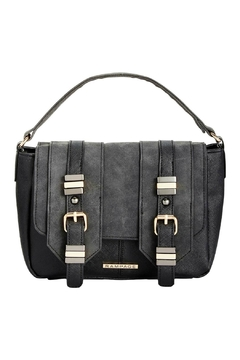 Rampage Dust/black Convertible Handbag - Product List Image