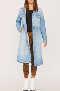 Shoptiques Product: Ramsey Denim Duster