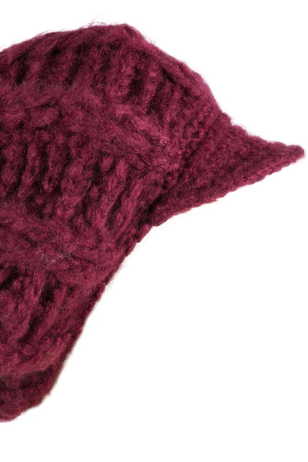 Wooden Ships Ramsey Knit Cap - Front Cropped Image