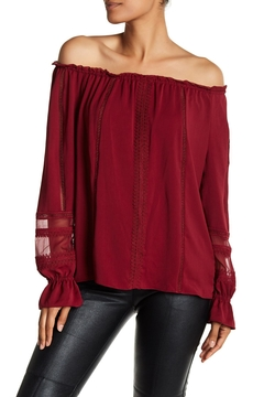 Ramy Brook Thea Blouse - Product List Image