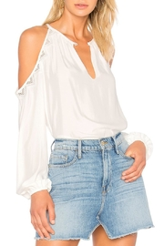 Ramy Brook Valia Blouse - Front full body