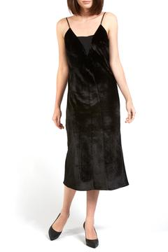 Shoptiques Product: Velvet Slip Dress