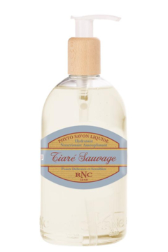 European Soaps, LLC RANCE TIARE SAUVAGE LIQUID SOAP-500ML - Product List Image