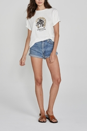 Auguste The Label  Ranch Tee White - Front cropped
