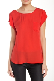 Joie Rancher Paradise-Red Top - Product Mini Image