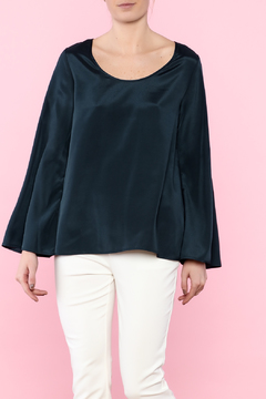 Shoptiques Product: Belled Sleeve Blouse