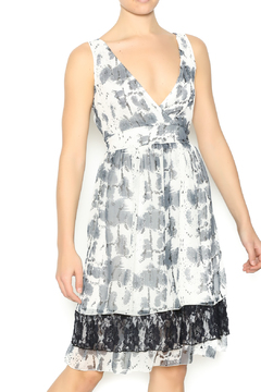 Shoptiques Product: Chiffon Print Dress