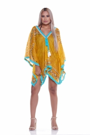 ranee?s Mustard Resort Tunic - Product Mini Image
