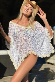ranee?s Resort Lace Kaftan - Product Mini Image
