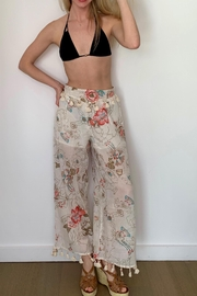 ranee?s White Resort Pants - Product Mini Image