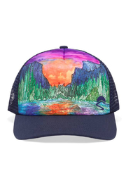 Sunday Afternoons Range of Light Trucker Hat - Front cropped