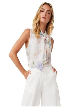 AS by DF Raphael Silk Top - Product List Image