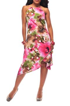 Shoptiques Product: Floral Ring Dress