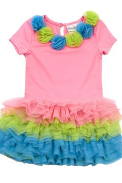 Rare Editions Tutu Tulle Dress - Product List Image