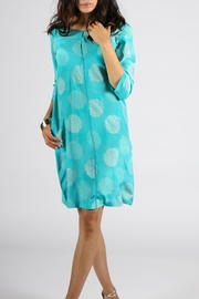 Rasa Aqua Aisha Dress - Product Mini Image
