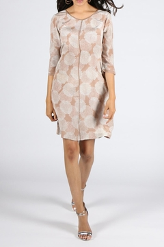 Rasa Beige Aisha Dress - Alternate List Image