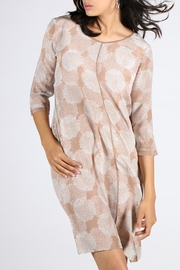 Rasa Beige Aisha Dress - Product Mini Image