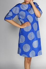 Rasa Cobalt Misha Dress - Product Mini Image