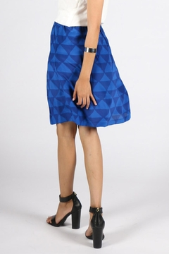 Rasa Cobalt Nyle Skirt - Alternate List Image