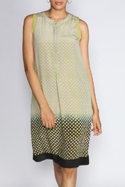 Rasa Lime Jemma Dress - Front cropped