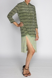 Rasa Lime Rajput Dress - Product Mini Image