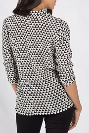 Rasa Monochrome Rajput Shirt - Side cropped