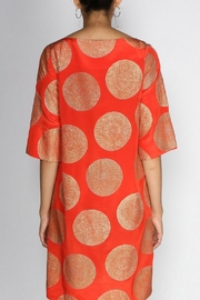 Rasa Orange Misha Dress - Side cropped