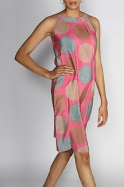 Rasa Pink Amber Dress - Product Mini Image