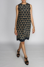 Rasa Scallop Jemma Dress - Product Mini Image