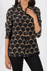 Rasa Scallop Rajput Shirt - Product Mini Image