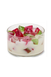 Primal Elements RASPBERRY ROSE Candle Bowl - Product Mini Image
