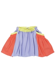 Raspberry Plum Clementine Skirt - Product Mini Image