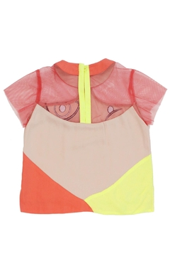 Raspberry Plum Eloise Face Blouse - Alternate List Image