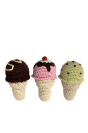 Cheengoo Rattle Ice Cream - Front cropped