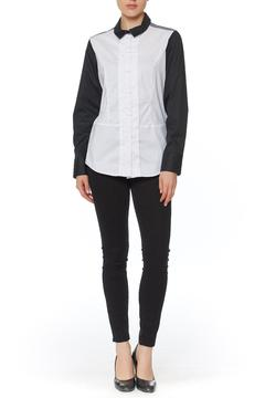 Ravel Button Down Blouse - Product List Image