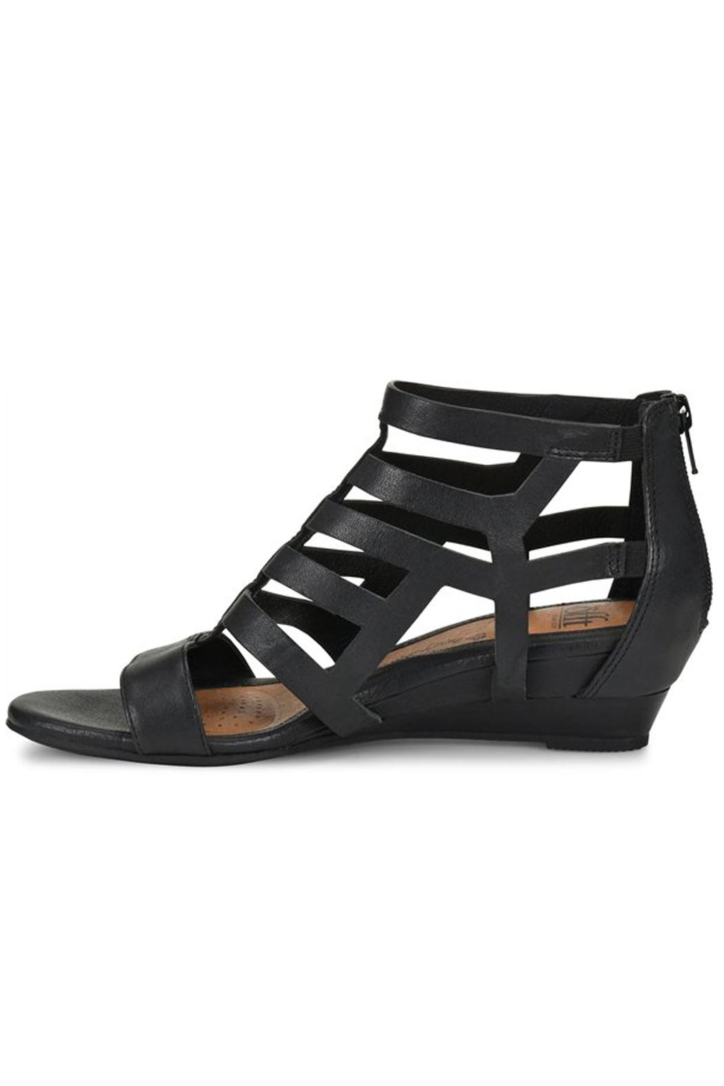 Sofft Ravello Black Wedge - Main Image