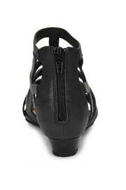 Sofft Ravello Black Wedge - Side cropped