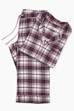 UGG Australia Raven Flannel Pajamas - Alternate List Image