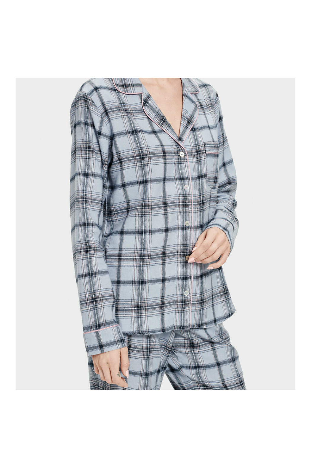 Ugg RAVEN FLANNEL PJ SET - Side Cropped Image
