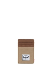 Herschel Supply Co. Raven Wallet - Front cropped
