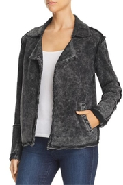 Splendid Raw Edge Jacket - Product Mini Image