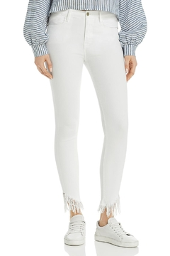 Shoptiques Product: Rawedge White Skinny